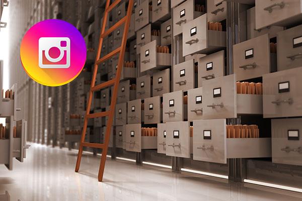 Arrange and organize your profile
